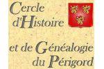 Logo Cercle d'Histoire et de Généalogie du Périgord