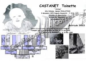 Castanet Toinette
