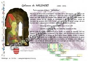 De Malemort Galienne