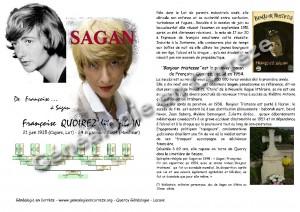 Sagan Francoise