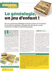 Revue française de généalogie - 213